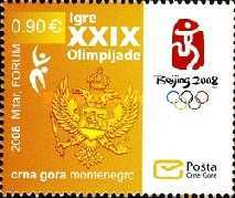 [Olympic Games - Beijing, China, Typ CP]