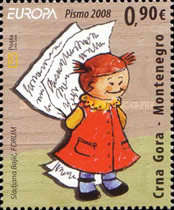 [EUROPA Stamps - Writing Letters, Typ CR]