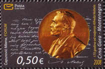 [The 175th Anniversary of the Birth of Alfred Nobel, 1833-1896, Typ DK]