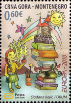 [EUROPA Stamps - Children's Books, Typ FE]