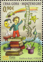 [EUROPA Stamps - Children's Books, Typ FF]