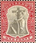 [Symbol of the Colony, King Edward VII - New Watermark, type B11]