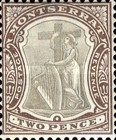 [Symbol of the Colony, King Edward VII - New Watermark, Typ B12]