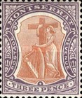 [Symbol of the Colony, King Edward VII - New Watermark, Typ B14]