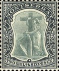 [Symbol of the Colony, King Edward VII - New Watermark, type B18]