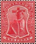 [Symbol of the Colony, King Edward VII - New Colours, Typ B20]