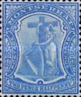 [Symbol of the Colony, King Edward VII - New Colours, Typ B22]