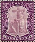 [Symbol of the Colony, King Edward VII - New Colours, Typ B25]