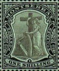 [Symbol of the Colony, King Edward VII - New Colours, Typ B26]
