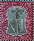 [Symbol of the Colony, King Edward VII - New Colours, type B28]
