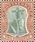 [Symbol of the Colony, King Edward VII, type B7]