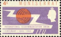 [The 100th Anniversary of International Telecommunication Union, type BC]