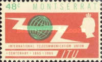 [The 100th Anniversary of International Telecommunication Union, type BD]
