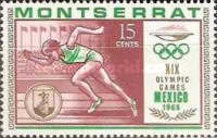 [Olympic Games - Mexico City, Mexico, type CN]