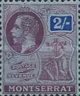 [King George V, Symbol of the Colony, Typ E9]