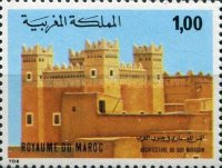 [South Moroccan Architecture, type AIA]
