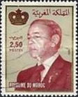 [King Hassan II, type AXS4]