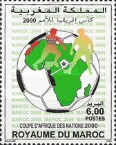 [African Nations' Cup Football Championship, type AYK]