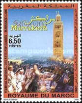 [National Festival of Popular Arts, Marrakesh, type AYX]