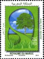 [International Earth Day, type BKY]