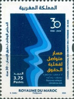 [The 30th Anniversary of the National Council on Human Rights, type BYY]