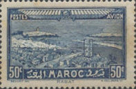 [Airmail - Views of the City, type DC]