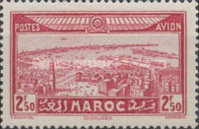 [Airmail - Views of the City, type DF]