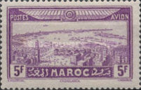 [Airmail - Views of the City, type DG]