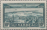 [Airmail - Views of the City, type DH]