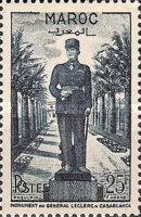 [Inauguration of the Monument for General Leclerc, Casablanca, type LC2]