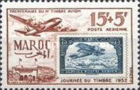 [Airmail - Day of the Stamp, type LU]