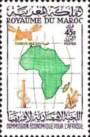 [Meeting of U.N. African Economic Commission, Tangier, type PS]