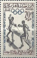 [Olympic Games - Rome, Italy, type QQ]