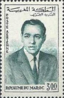 [Airmail - King Hassan II, type RB3]