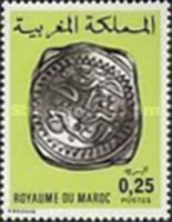 [Ancient Moroccan Coins, type XGD]