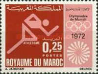 [Olympic Games - Munich, Germany, type ZV]