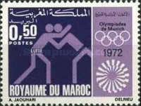 [Olympic Games - Munich, Germany, type ZW]