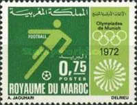 [Olympic Games - Munich, Germany, type ZX]