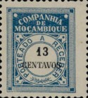 [Numeral Stamps, Typ C7]