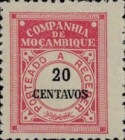 [Numeral Stamps, Typ C8]