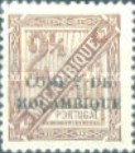 [Mozambique Newspaper Stamp Overprinted -