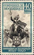 [The 300th Anniversary of the Indepenedence of Portugal, Typ BL]