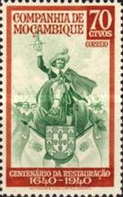 [The 300th Anniversary of the Indepenedence of Portugal, Typ BL3]