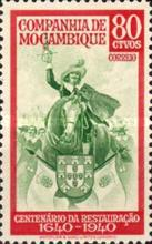 [The 300th Anniversary of the Indepenedence of Portugal, Typ BL4]