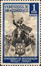 [The 300th Anniversary of the Indepenedence of Portugal, Typ BL5]
