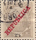 [Issue of 1911 Surcharged, Typ K]