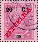 [Issue of 1911 Surcharged, Typ K11]