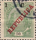 [Issue of 1911 Surcharged, Typ K2]