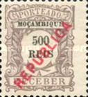 [Numeral Stamps of 1904 with Local Overprint