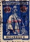 [Ceres - Mozambique Postage Stamps Surcharged and Overprinted
